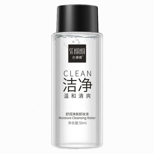 Remover liquid Soft Natural Clean Deep Cleansing Water