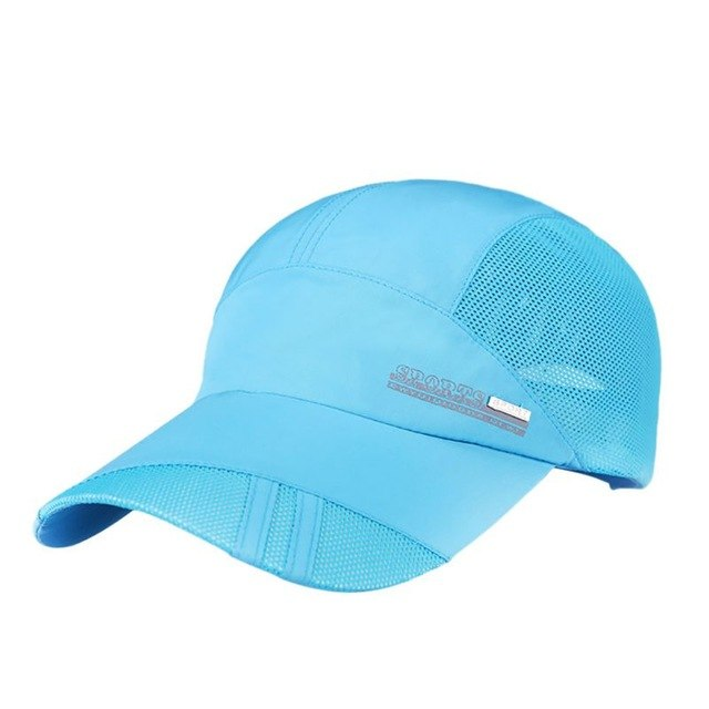 Men Cap Quick Dry Sport Hat