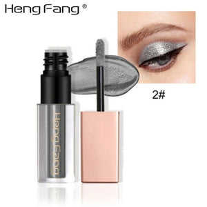 Hengfang Waterproof Shining Glitter Liquid Eyeshadow