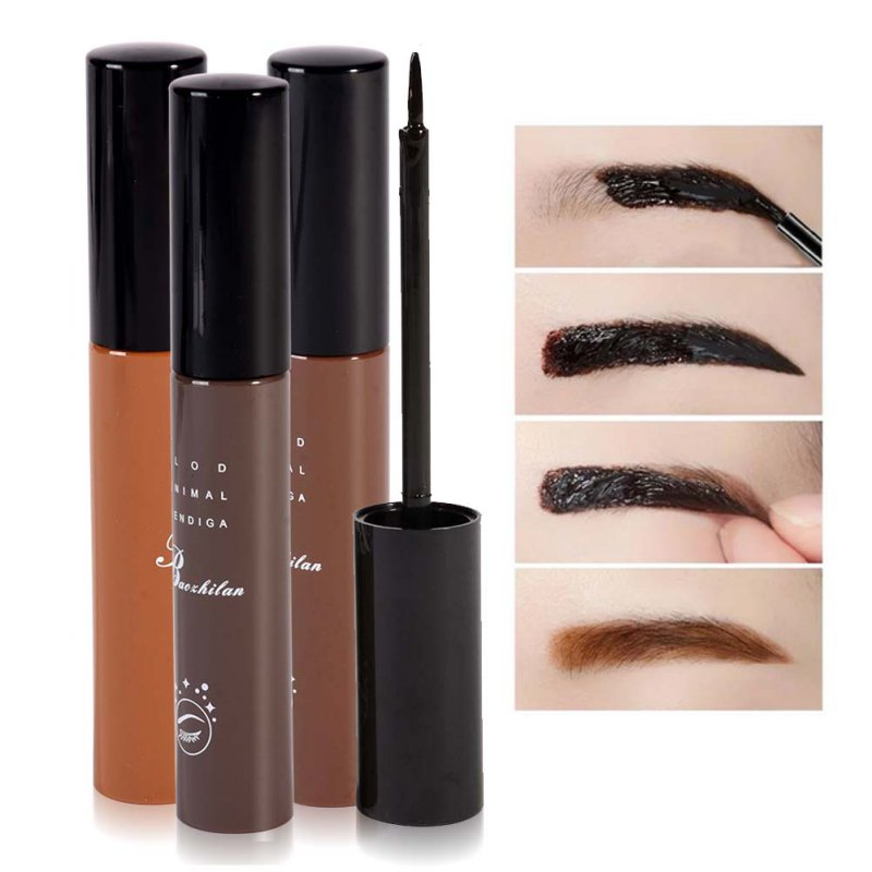 Waterproof Dye Eyebrow Cream Eye Brow Gel
