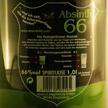 Laden Sie das Bild in den Galerie-Viewer, Absinth 66