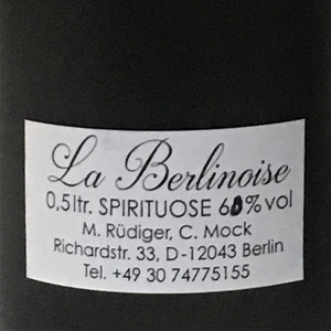 La Berlinoise No. 5