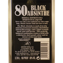 Laden Sie das Bild in den Galerie-Viewer, Black Absinthe