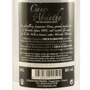 Coeur d´Absinthe Double Distillation