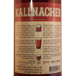 Kallnacher Red