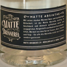 Laden Sie das Bild in den Galerie-Viewer, Absinthe Matte