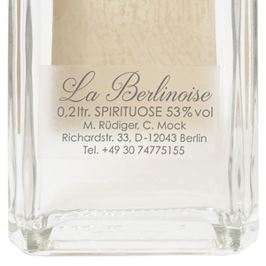 La Berlinoise No.1