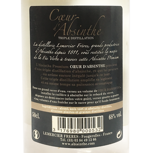 Coeur d´Absinthe Triple Distillation
