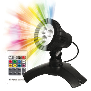 PondMAX 3 LED multicolour Including Remote – Single
