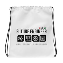Load image into Gallery viewer, Future Engineer Drawstring bag