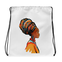 Load image into Gallery viewer, Ayaba Drawstring Bag