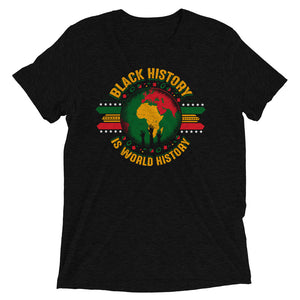 Black History is World History T-Shirt (Men's)