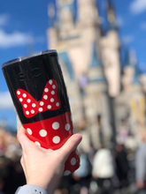 Minnie or Mickey Tumbler