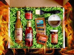 Man's Best Friend- BBQ Gift Box