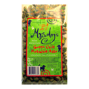 Mrs. Dog's Green Chile Pistachio Nuts