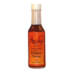 Mrs. Dog's Dang Hot Pepper Sauce