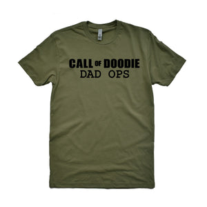 CALL OF DOODIE DAD OPS Shirt