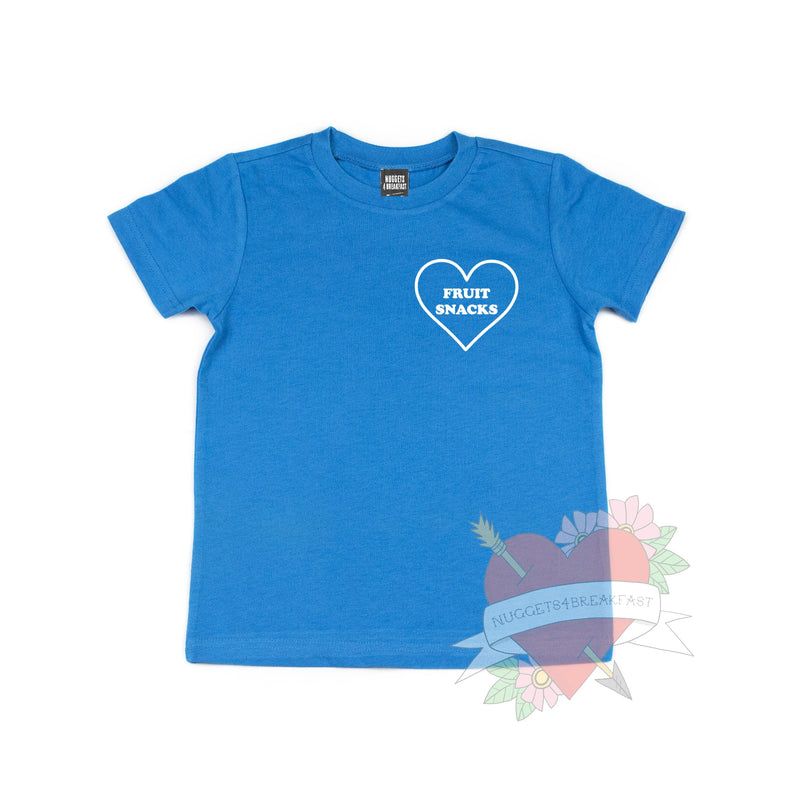 FRUIT SNACKS Heart Shirt
