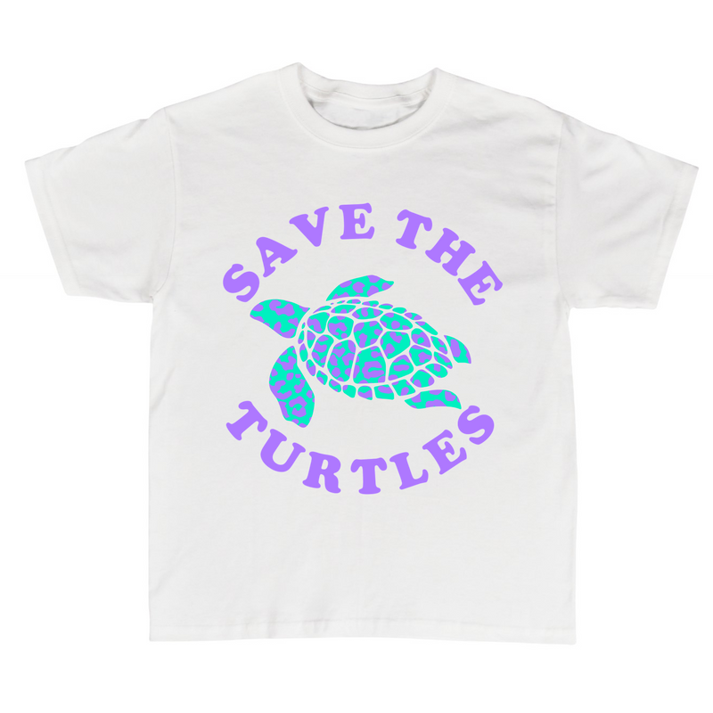 SAVE THE TURTLES Shirt