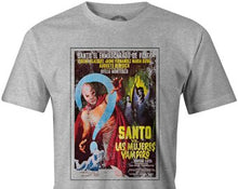 Load image into Gallery viewer, El Santo T-Shirt - MBP Prints