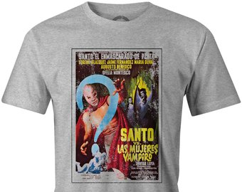 El Santo T-Shirt - MBP Prints