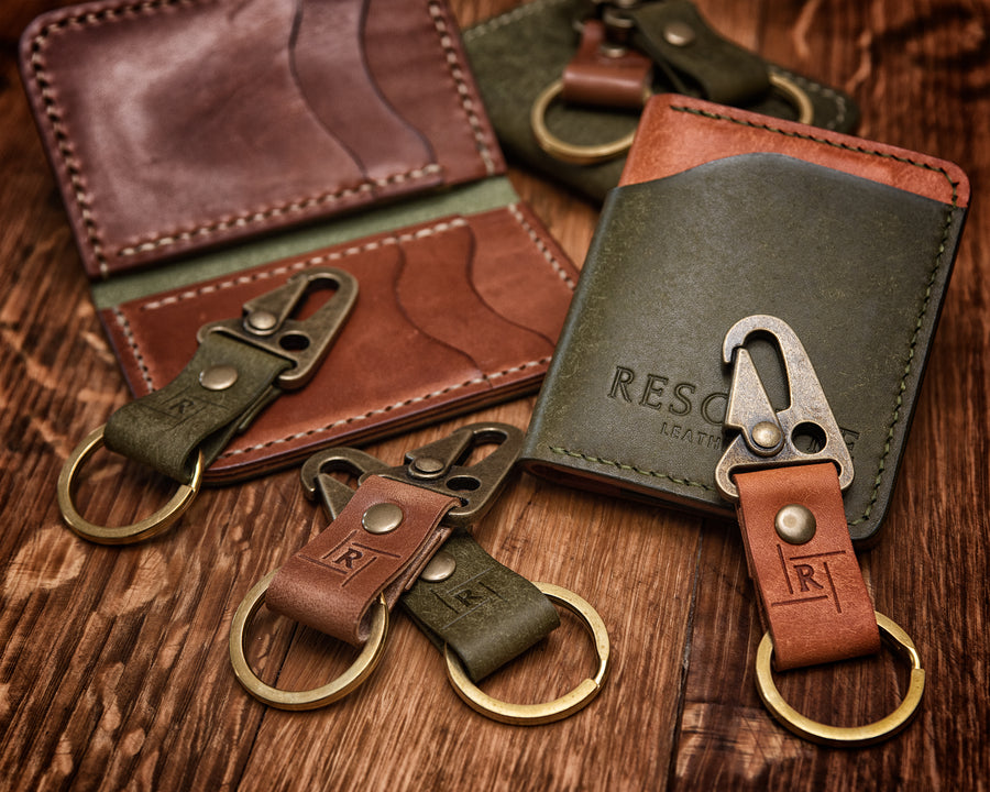 Leather Key Keepers
