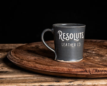 Resolute Coffee Mug