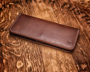 Long Wallet | Medium Brown