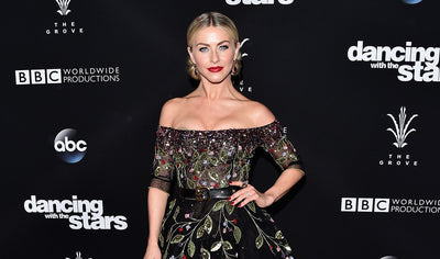 Julianne Hough at ABC's 'Dancing with the Stars' Season 23 Finale