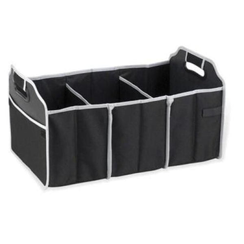 3-Section Trunk Organizer - Storage