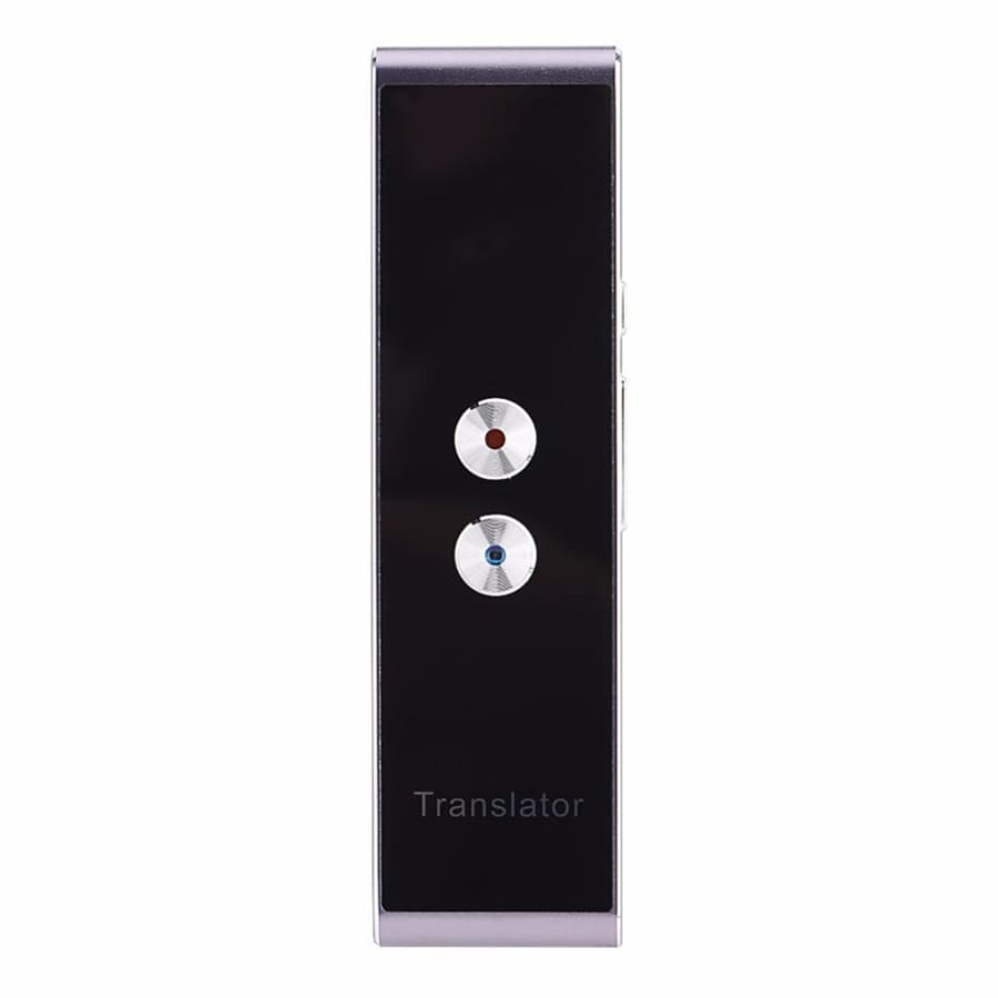 30 Language Portable Smart Voice Translator - Technology