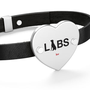 LABS Leather Bracelet