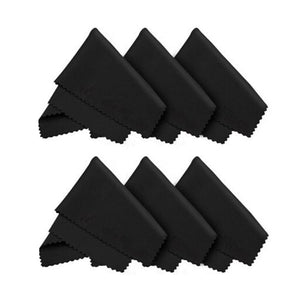 6-Pack Multipurpose Microfiber Cleaning Cloths - Computer