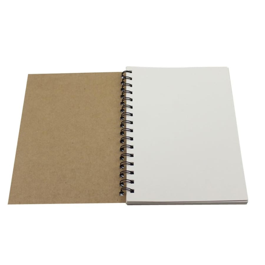 Basic Spiral Notebook - 1 - Books