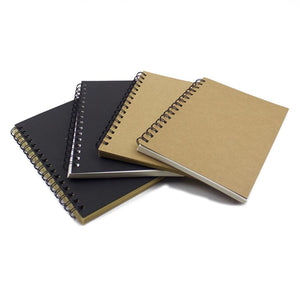 Basic Spiral Notebook - Books