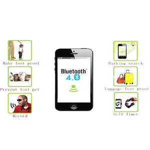 Bluetooth Anti-Loss Key Tracker - Technology