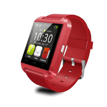 Bluetooth Smart Watch for Android Smartphones - Red - Watches