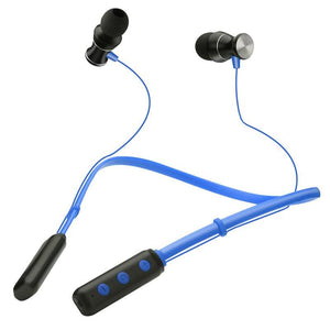 Bluetooth Stereo In-ear Noise Cancelling Headset - Blue - Technology