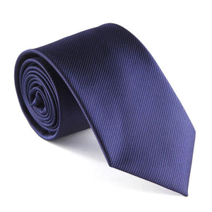 Classic Striped Necktie (Waterproof!) - blue2 - Neckties