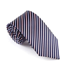 Classic Striped Necktie (Waterproof!) - stripe1 - Neckties