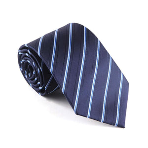 Classic Striped Necktie (Waterproof!) - stripe2 - Neckties