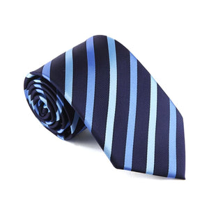 Classic Striped Necktie (Waterproof!) - stripe3 - Neckties