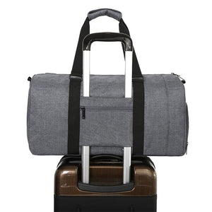 Classic Travel Luggage Bag - Bags