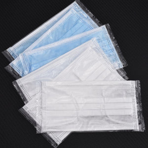 Disposable Dust/Mold Masks 60-pack - Safety