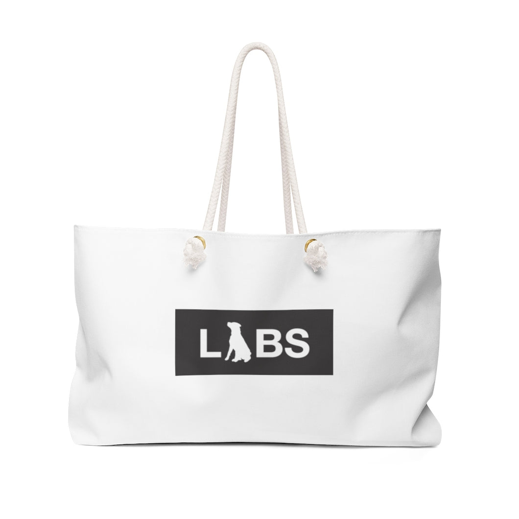 Black Block LABS Weekender Bag