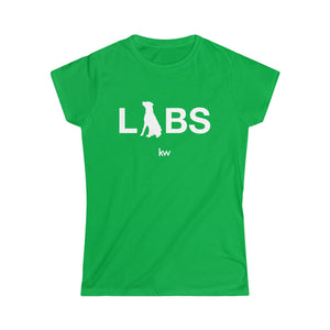 LABS Women's Softstyle Tee