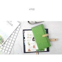 Fashionable Retro Notebook - Books