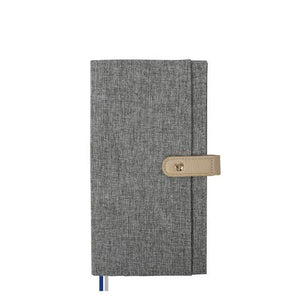 Fashionable Retro Notebook - DTC0001 Gray - Books