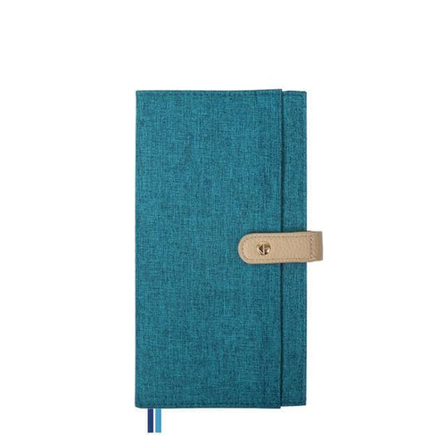 Fashionable Retro Notebook - DTC0005 Blue - Books