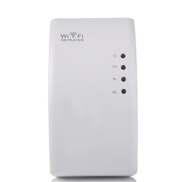 Genius WiFi Repeater - Instantly Double Your WiFi Range - Technology